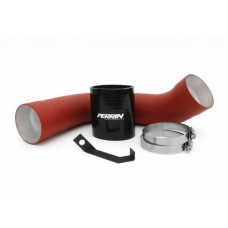PERRIN COLD AIR EXTENSION FOR 2002-07 WRX/STI (Red and Black)