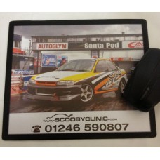 SCOOBYCLINIC Mouse Mat FREE POSTAGE!