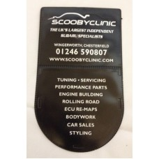 SCOOBYCLINIC Tax Disc Holder FREE POSTAGE!