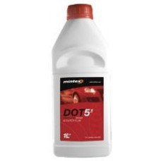 MINTEX Dot 5.1 Brake & Clutch Fluid - 1 litre
