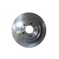 SCOOBYCLINIC WRX Performance Rear Discs