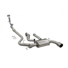 2008 - 2013 WRX Full De-cat Exhaust System