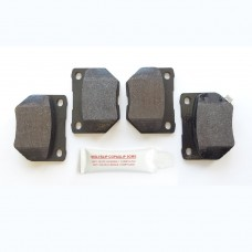 SCR Rear Brake Pads, WRX 2000 onwards