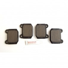 SCR Rear Brake Pads (STi Brembo)