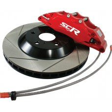 SCR Performance 6-Pot 330mm Brake Kit